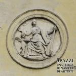 . Medaglione con Allegoria della Speranza 1830-31 ca, parrocchiale, Commessaggio (Mn)